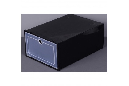 Shoe Storage Box Colorful Plastic Shoe Box - SBOX