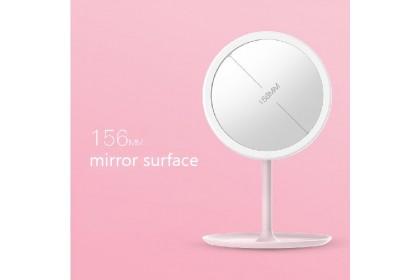 Mirror LED Magnifying X 5 times Beauty Makeup Cosmetic Mirror 3 LED Mode Light (5倍放大功能化妝镜带LED灯可调三个色温) - AYHZJ64